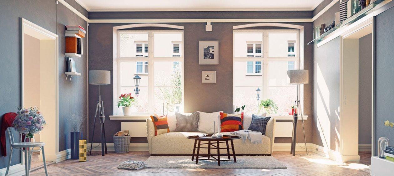 6 sencillas claves para decorar tu casa como un profesional for Como decorar una casa sencilla