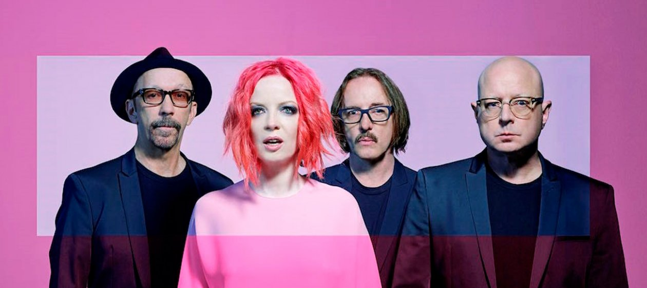 La banda noventera Garbage regresa Chile y agenda 2 conciertos