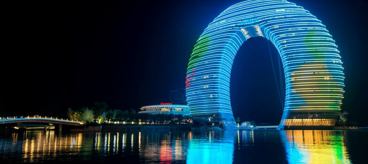 6 hoteles con dise os nicos en el mundo para conocer - Hoteles ritz en el mundo ...