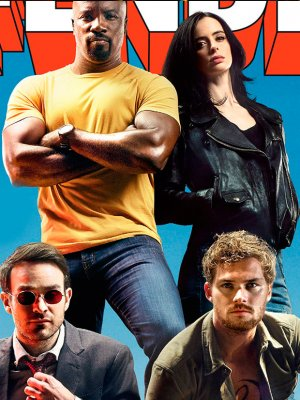 [VIDEO] Se reveló el trailer oficial de Marvel's The Defenders