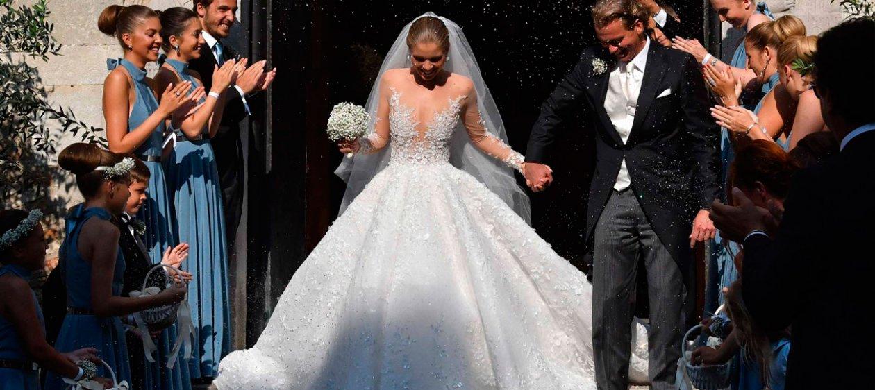 vestidos de novia de famosas chilenas – vestidos de boda