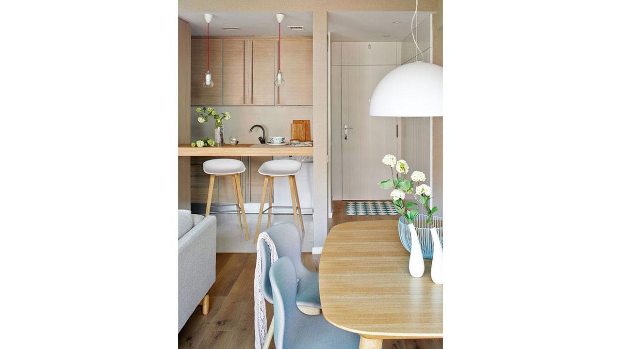Galer a insp rate y decora tu mini departamento con estilo - Mira y decora ...