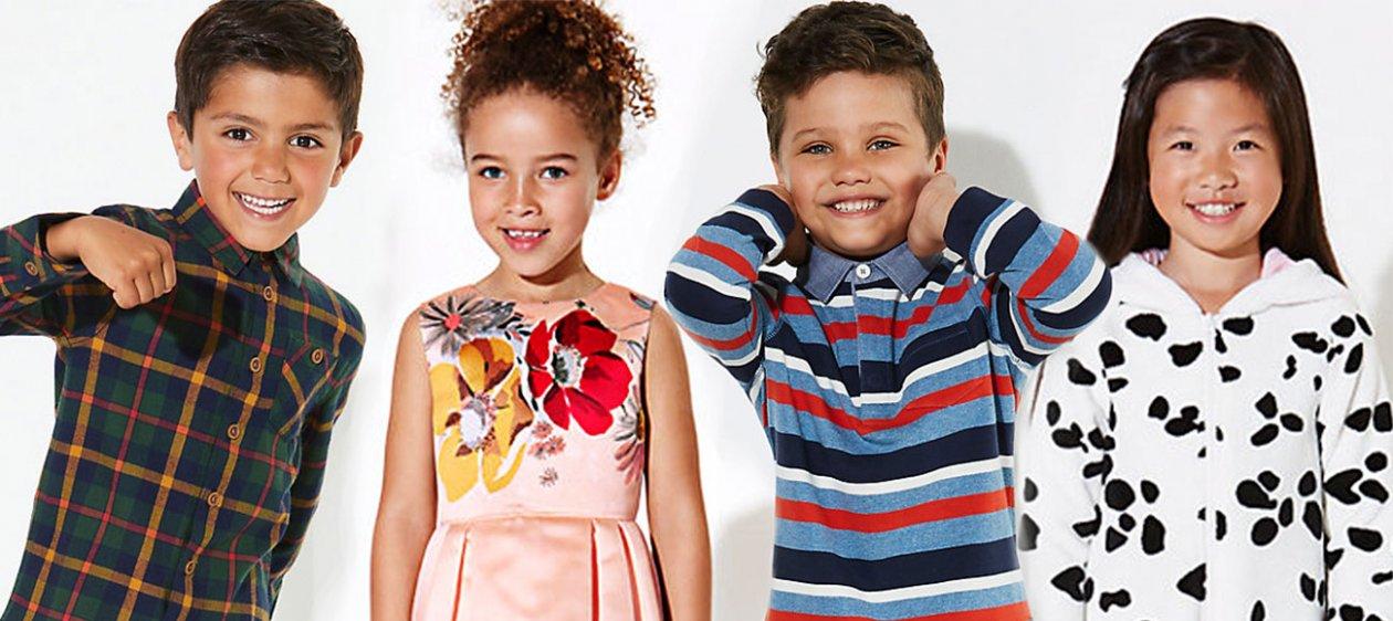 b7c6980f1 Marca británica elimina las etiquetas alusivas al género en su ropa infantil