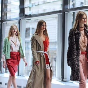 Tendencias desde Londres: el desfile Topshop Unique en vivo