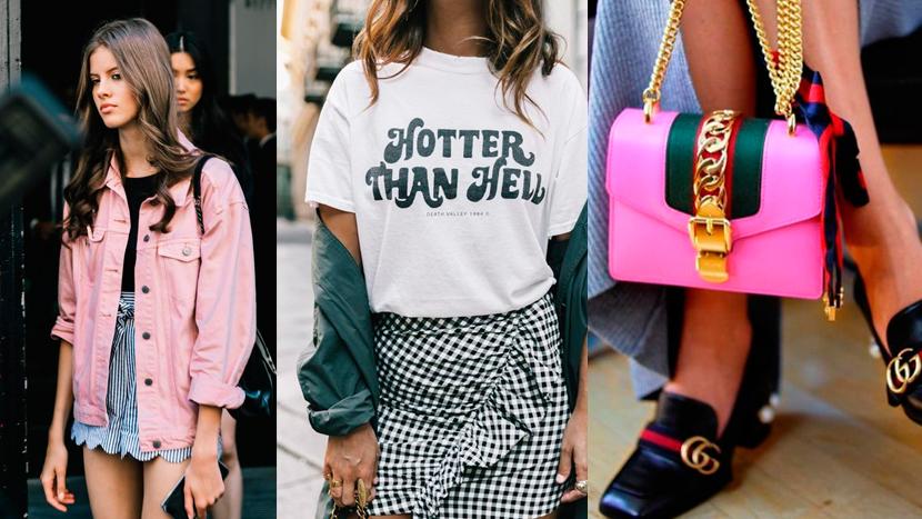 f9c8d5ee828 Prepárate! Estas son las tendencias en moda que marcarán este verano