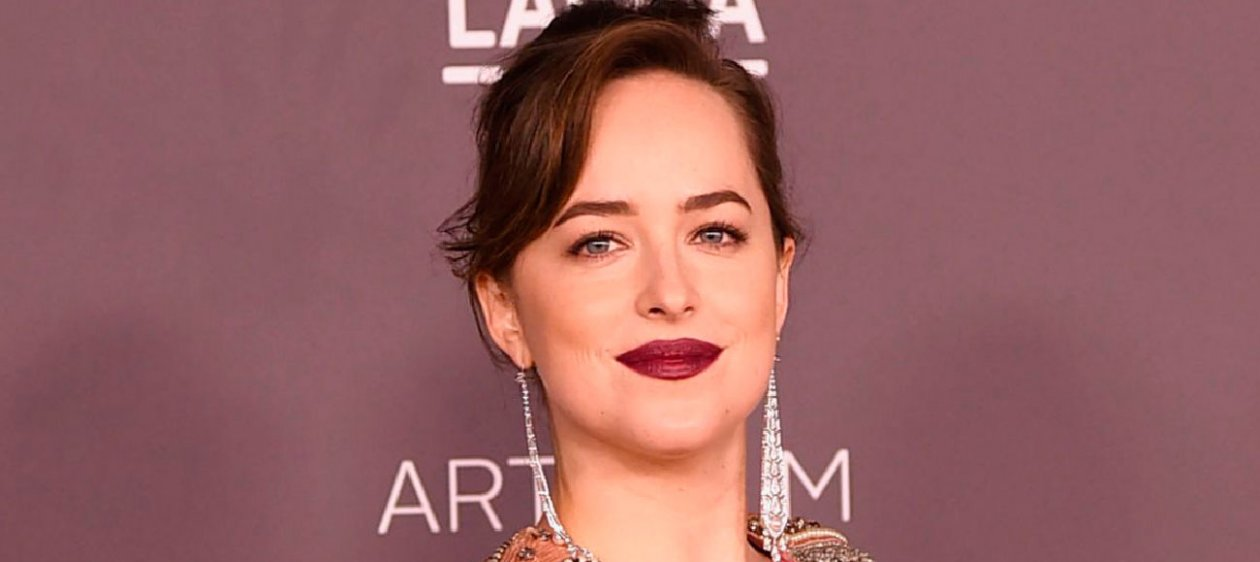 ¿Dakota Johnson y Chris Martin juntos?