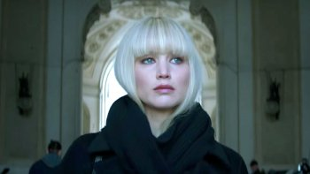 [VIDEO] 'Red Sparrow', la nueva película de Jennifer Lawrence