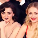¡Confirmado! Maisie Williams será dama de honor de Sophie Turner