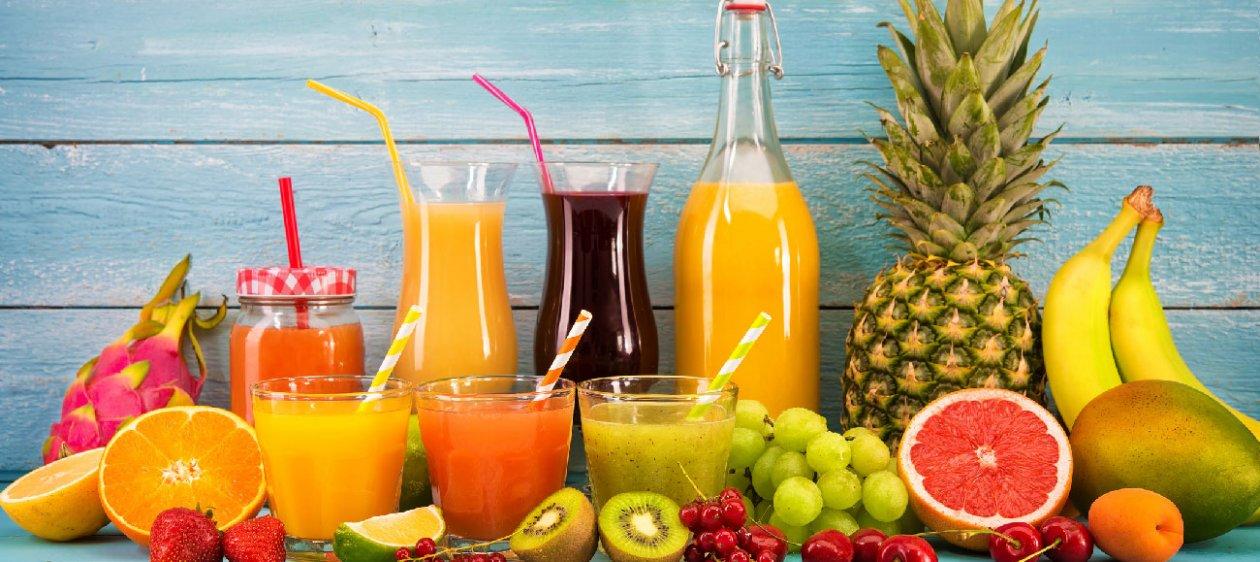 Tomas jugo de fruta natural al desayuno? Quizás no deberías ...