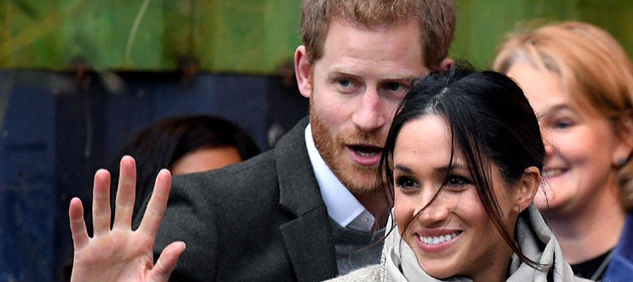 Matrimonio Harry In Streaming : Estos son los invitados oficiales al matrimonio real de