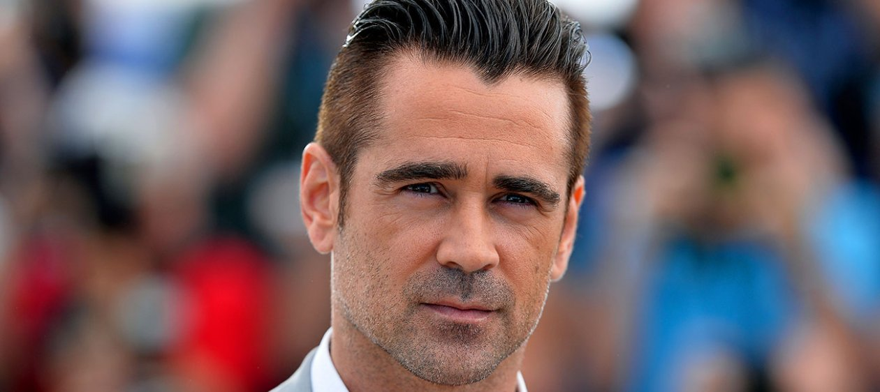 El actor Colin Farrel ingresó a un centro de rehabilitación