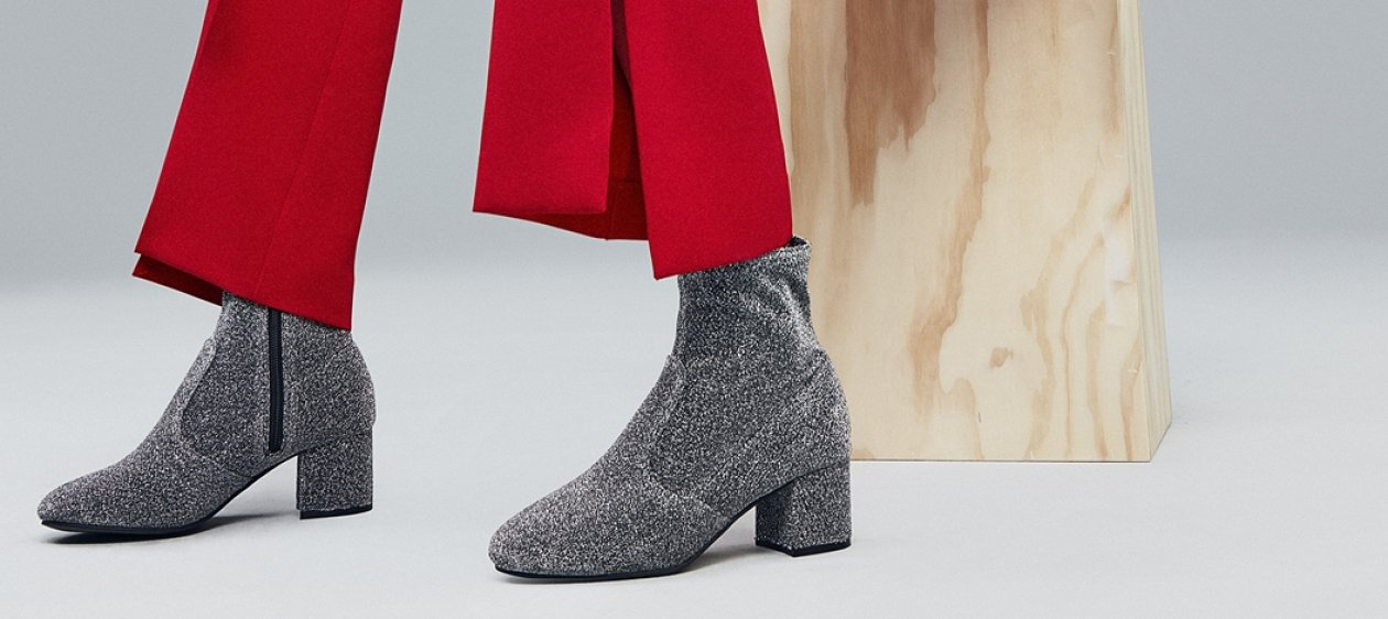 #NewTrends: Sock boots, ajuste con un fit perfecto