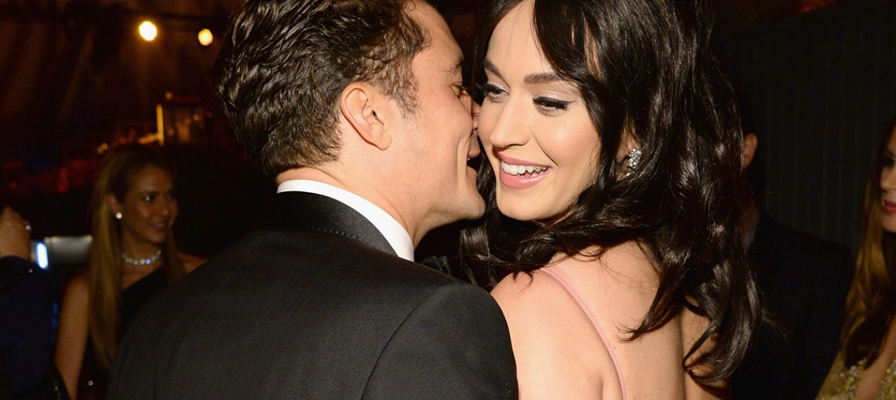 Orlando Bloom confiesa su amor por Katy Perry