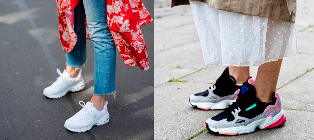 new style 39b23 ab2b8 Ugly sneakers las zapatillas que todas quieren esta temporada