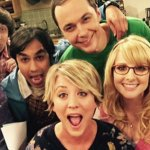 "[VIDEO] La gran sorpresa del elenco de ""The Big Bang Theory' para despedirse de sus fans"