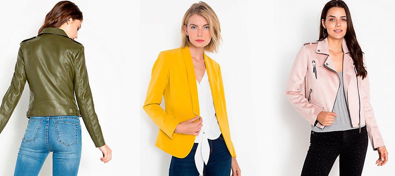 6df038b7b1 Las chaquetas que serán tendencia este otoño 2019