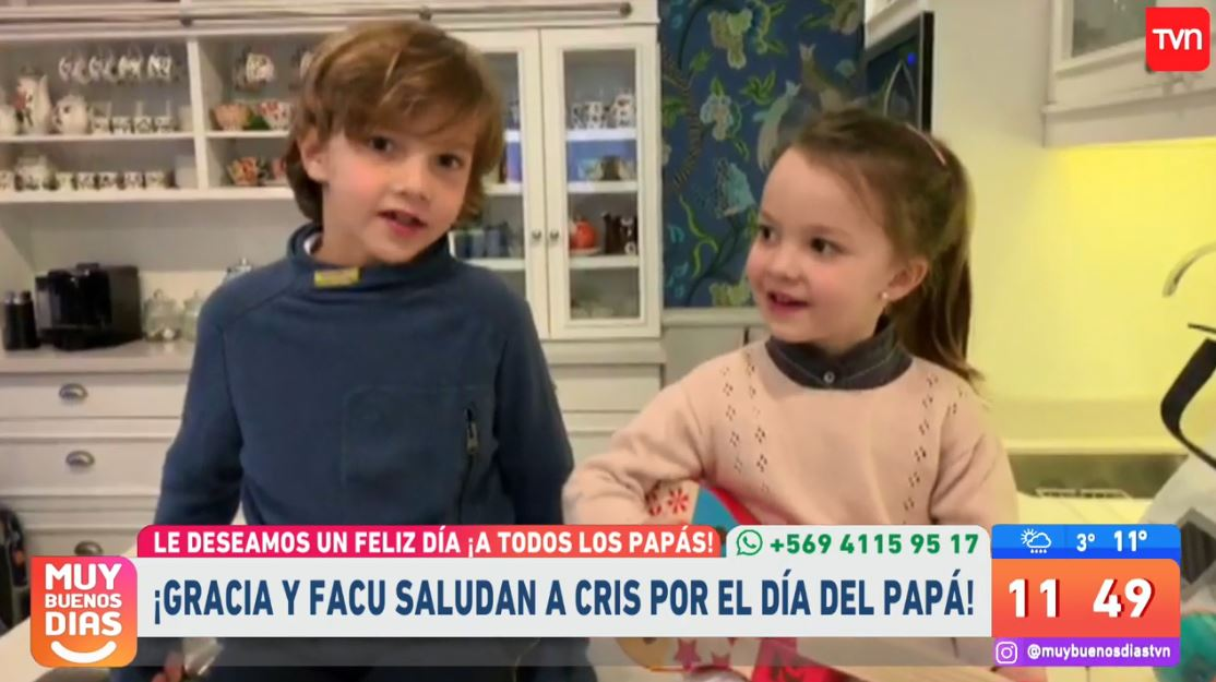 Facundo y Gracia