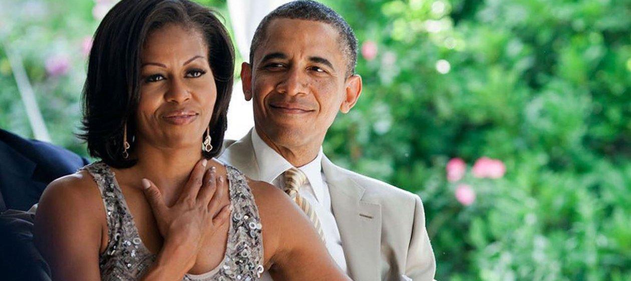 Revista norteamericana anuncia el divorcio de Michelle y Barack Obama