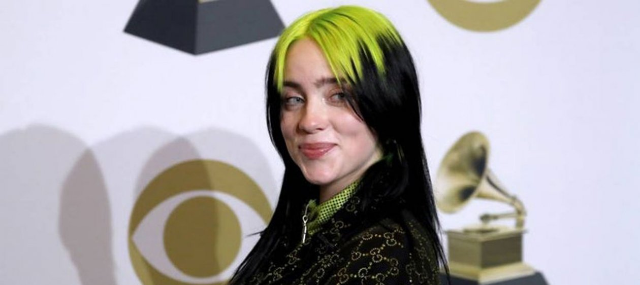 Billie Eilish se confesó: