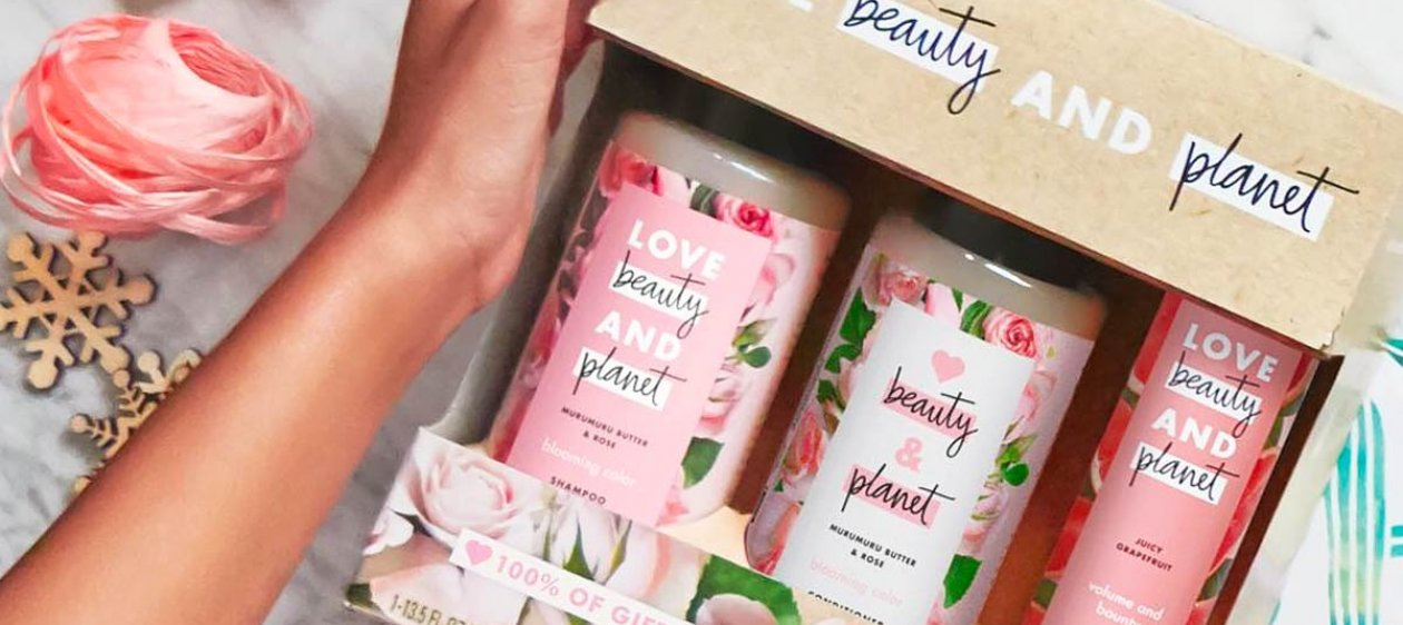 Love Beauty and Planet, potencia tu belleza con productos veganos y cruelty free
