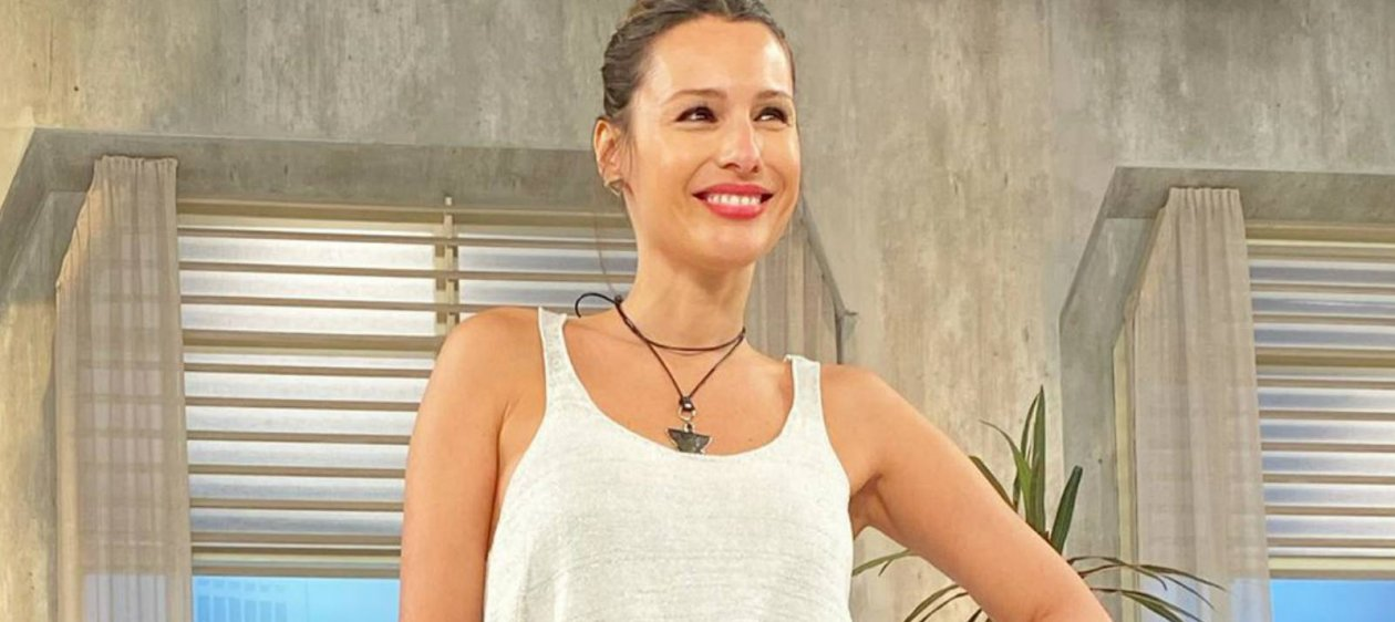 Pampita enterneció las redes con video de su hijo menor Benicio