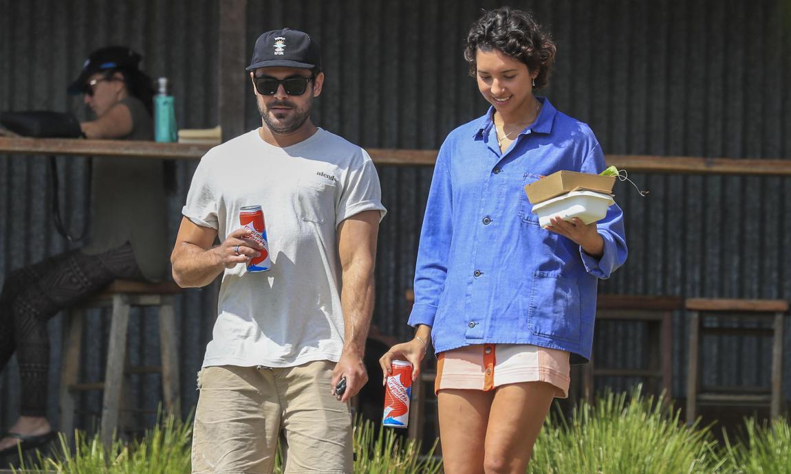 Fotos] ¿Quién es Vanessa Valladares? La nueva novia de Zac Efron - m360.cl